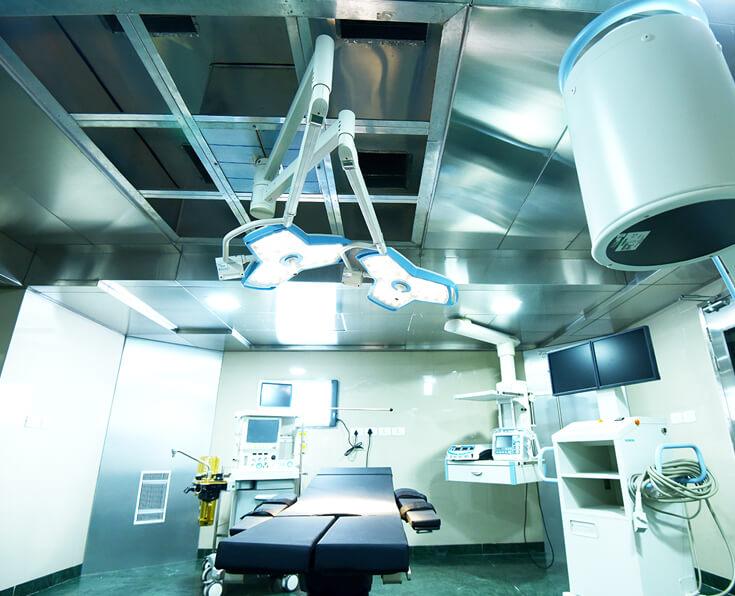 Medical Scanning Machine - GG Hospital