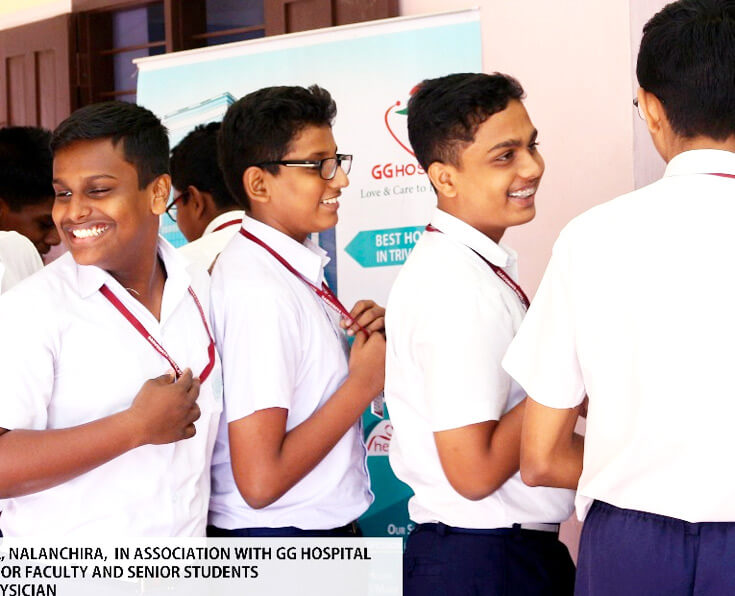 Students Event - GG Hospital