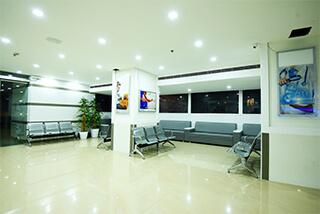 GG Hospital Interior