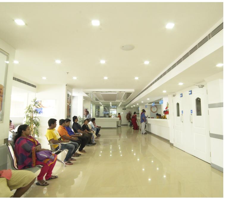 Interior - GG Hospital